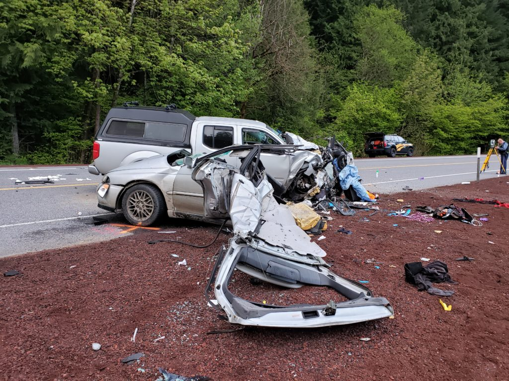 Serious Car Accident Case In Oregon